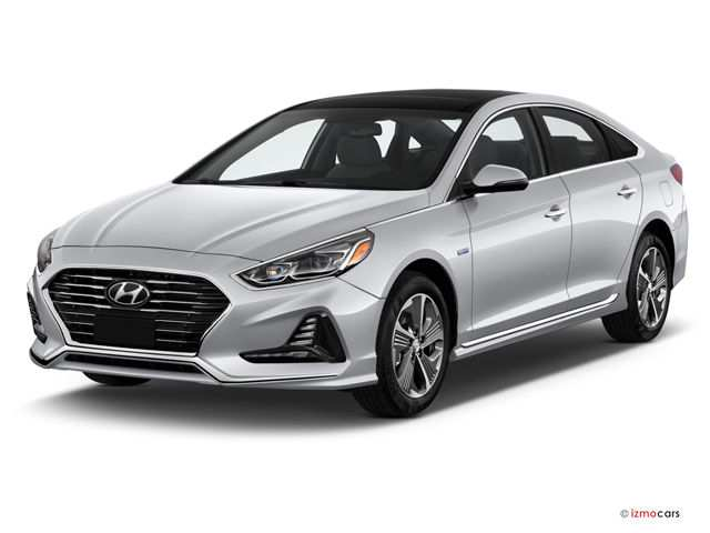 48 All New 2019 Hyundai Sonata Hybrid First Drive