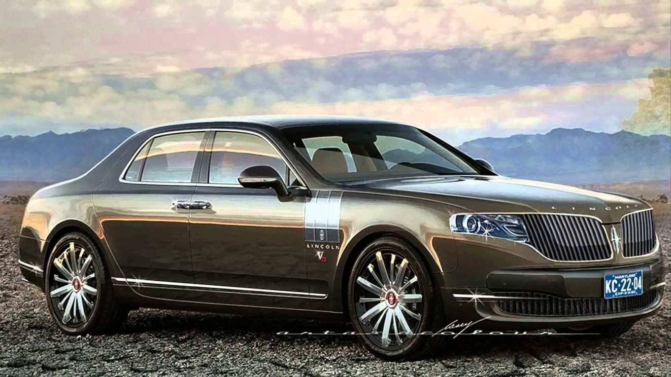 48 All New 2019 Lincoln Town New Model And Performance