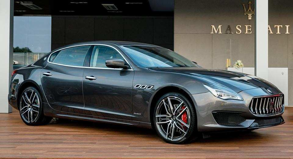 48 All New 2019 Maserati Quattroportes Exterior