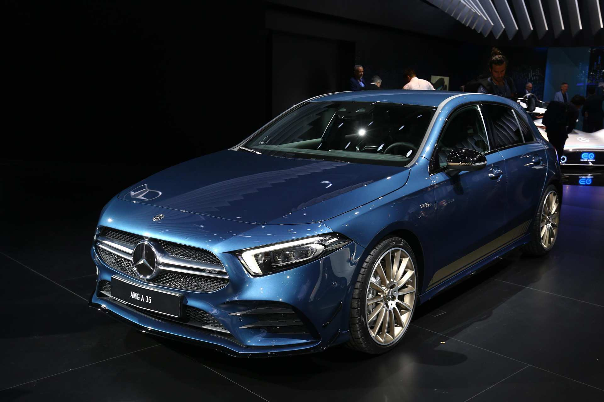 48 All New 2019 Mercedes Hatchback Redesign And Concept