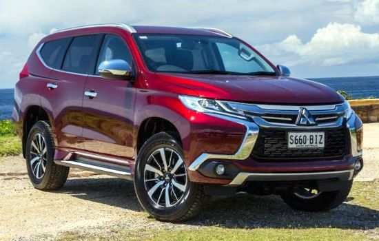 48 All New 2019 Mitsubishi Montero Sport Reviews