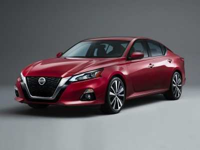 48 All New 2019 Nissan Altima Coupe Rumors