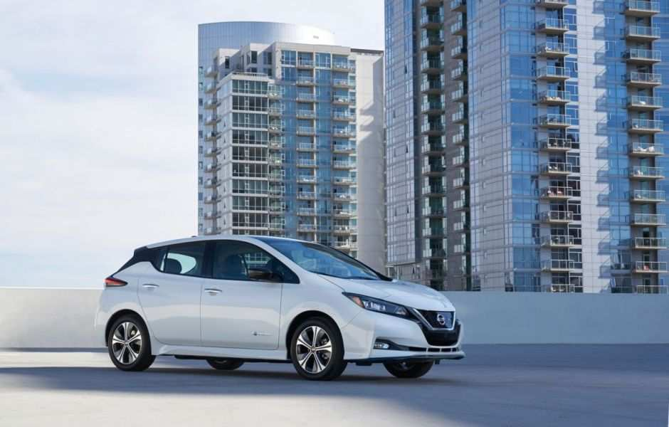 48 All New 2019 Nissan Leaf Wallpaper