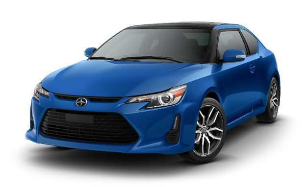 48 All New 2019 Scion TC Prices