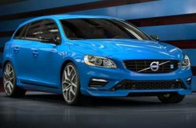 48 All New 2019 Volvo V60 Price Review and Release date