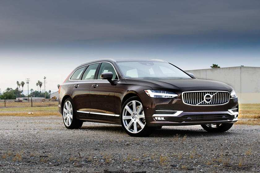 48 All New 2019 Volvo V90 Specification Review