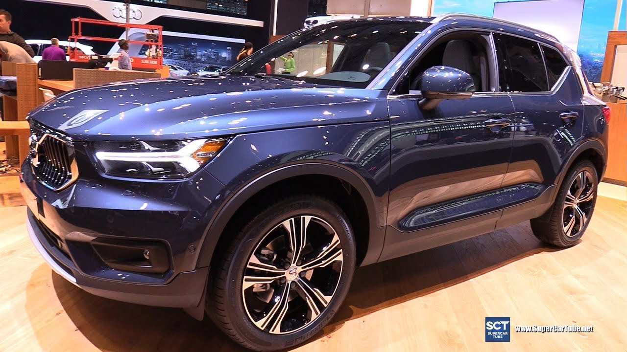 48 All New 2019 Volvo Xc40 Length Images