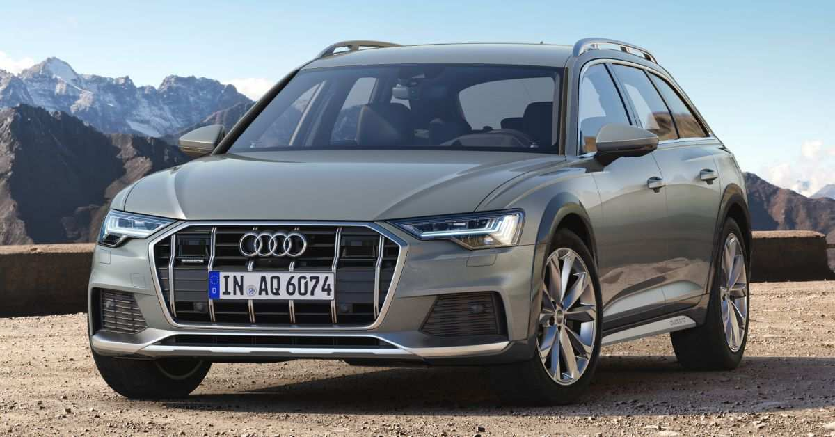 48 All New 2020 Audi Allroad Release