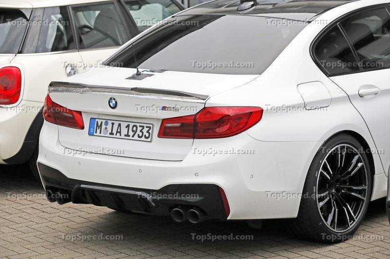 48 All New 2020 BMW M5 Research New