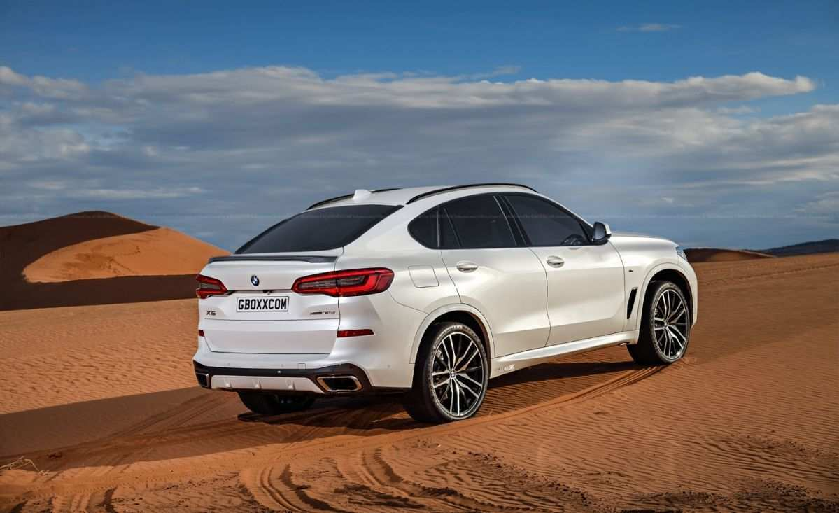 48 All New 2020 BMW X6 Concept And Review