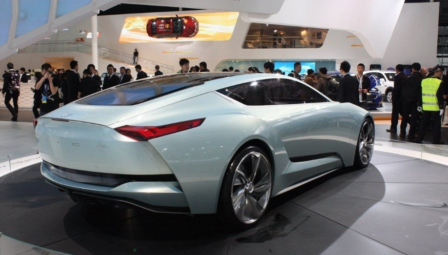 48 All New 2020 Buick Riviera Picture
