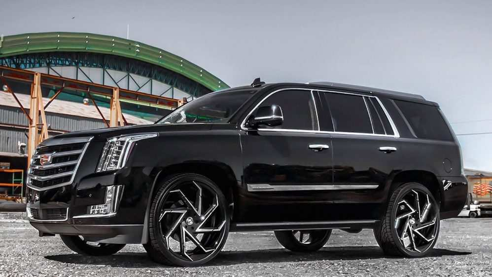 48 All New 2020 Cadillac Escalade Release Date And Concept