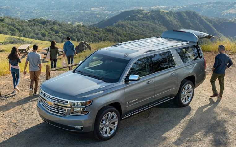 48 All New 2020 Chevrolet Suburban Overview