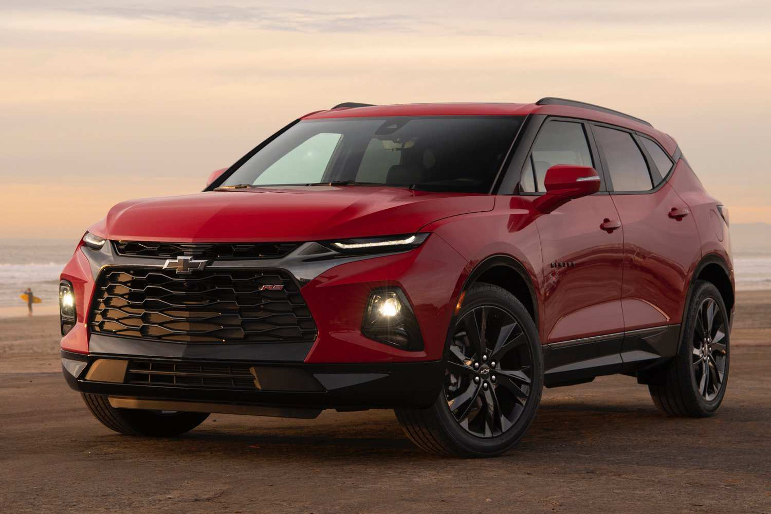 48 All New 2020 Chevy Blazer Picture