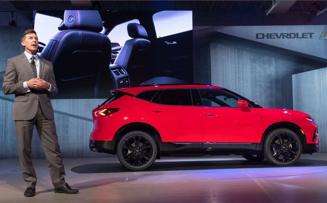 48 All New 2020 Chevy Trailblazer Ss Pictures