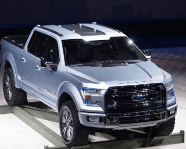 48 All New 2020 Ford Atlas Engine Prices