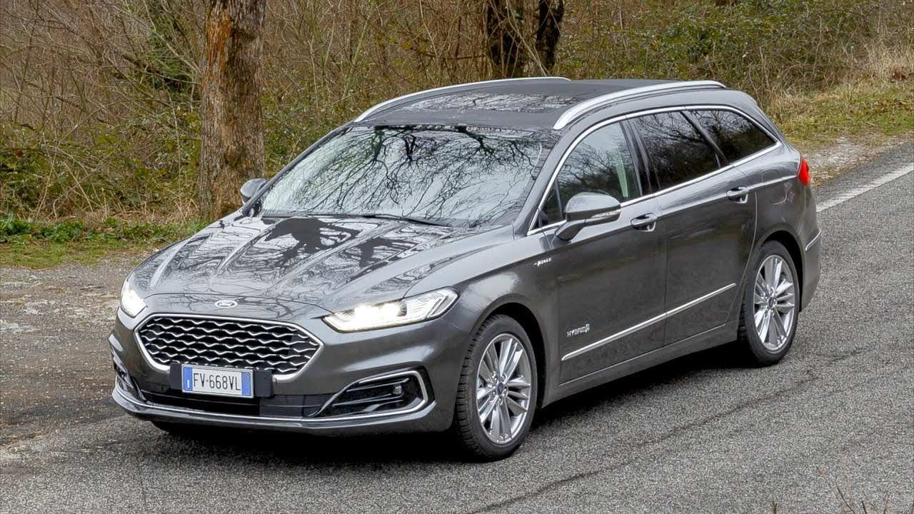 48 All New 2020 Ford Mondeo Vignale Style
