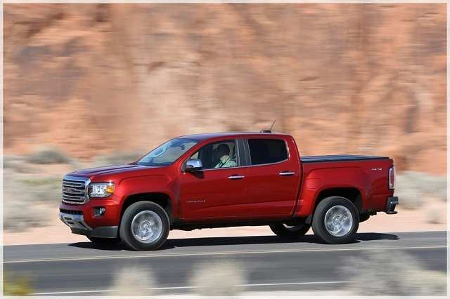 48 All New 2020 GMC Canyon Zr2 First Drive
