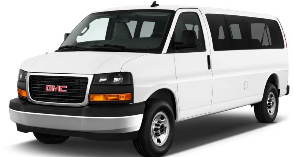 48 All New 2020 GMC Savana Specs