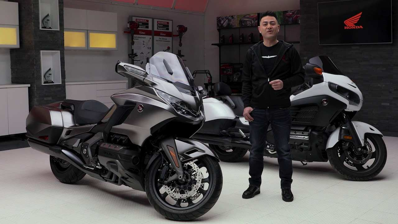 48 All New 2020 Honda Gold Wing Ratings