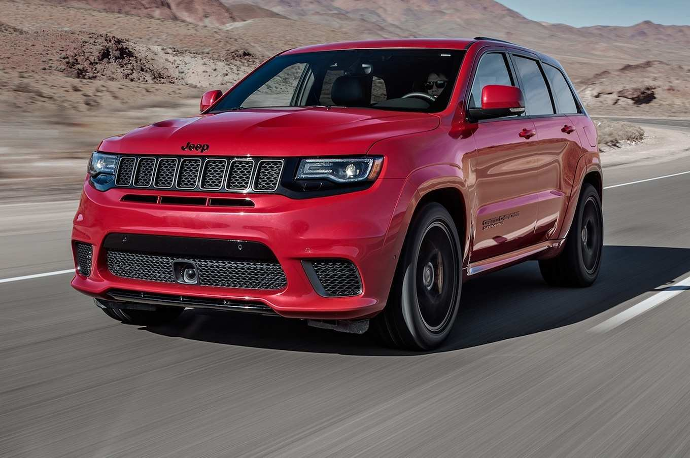 48 All New 2020 Jeep Grand Cherokee New Concept