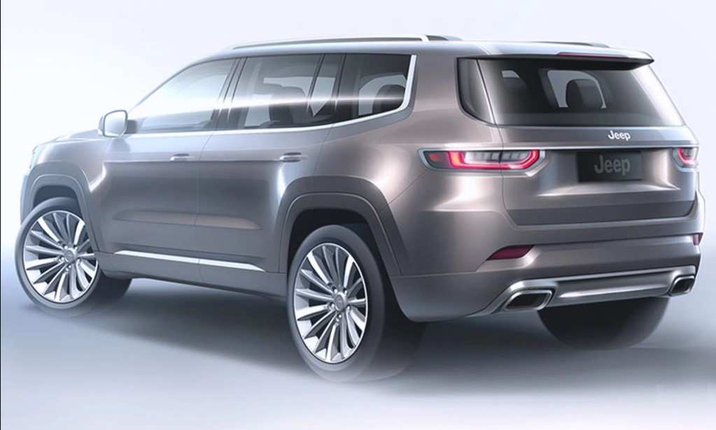 48 All New 2020 Jeep Wagoneer Redesign And Review