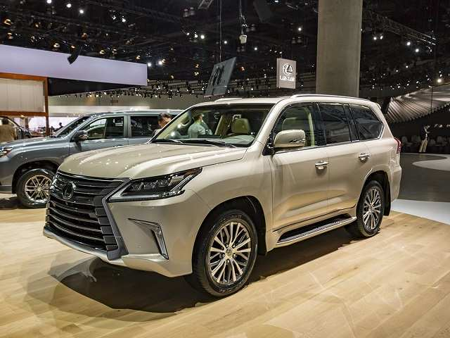 48 All New 2020 Lexus Lx 570 Release Date Redesign And Concept