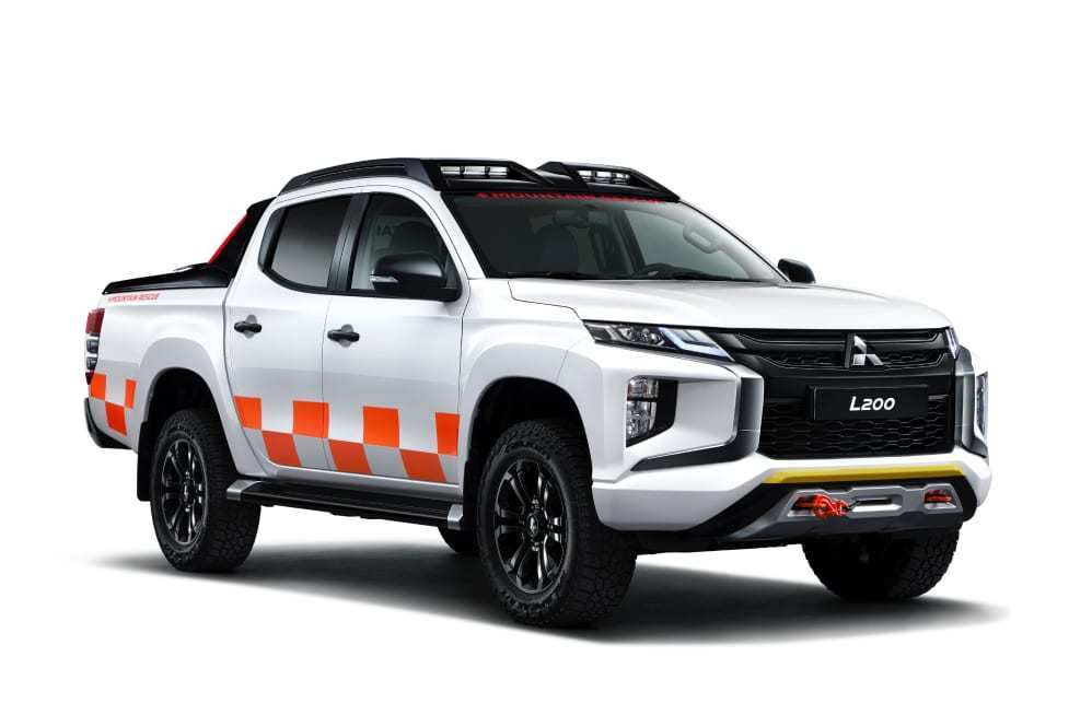 48 All New 2020 Mitsubishi L200 Configurations
