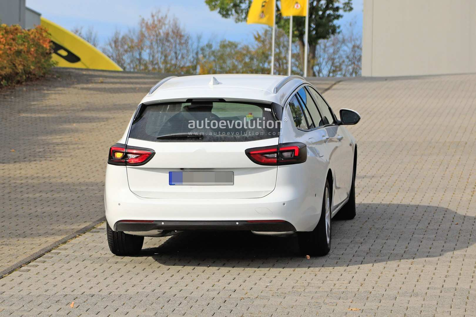 48 All New 2020 Opel Insignia Review