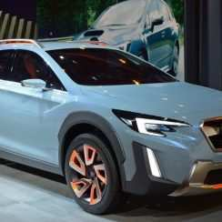 48 All New 2020 Subaru Crosstrek Hybrid Picture