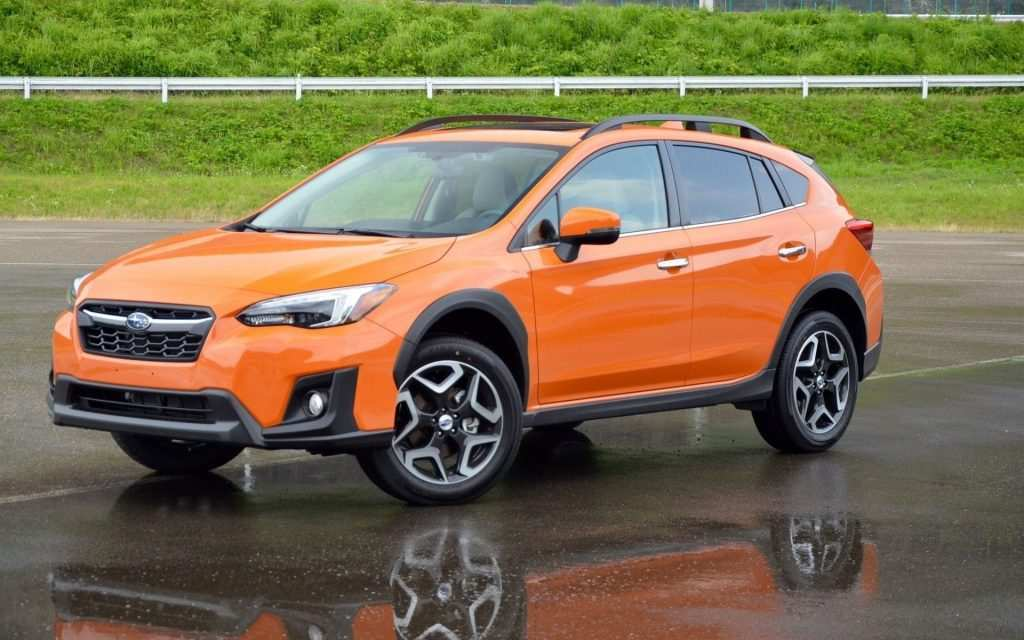 48 All New 2020 Subaru Crosstrek Hybridand Price And Review