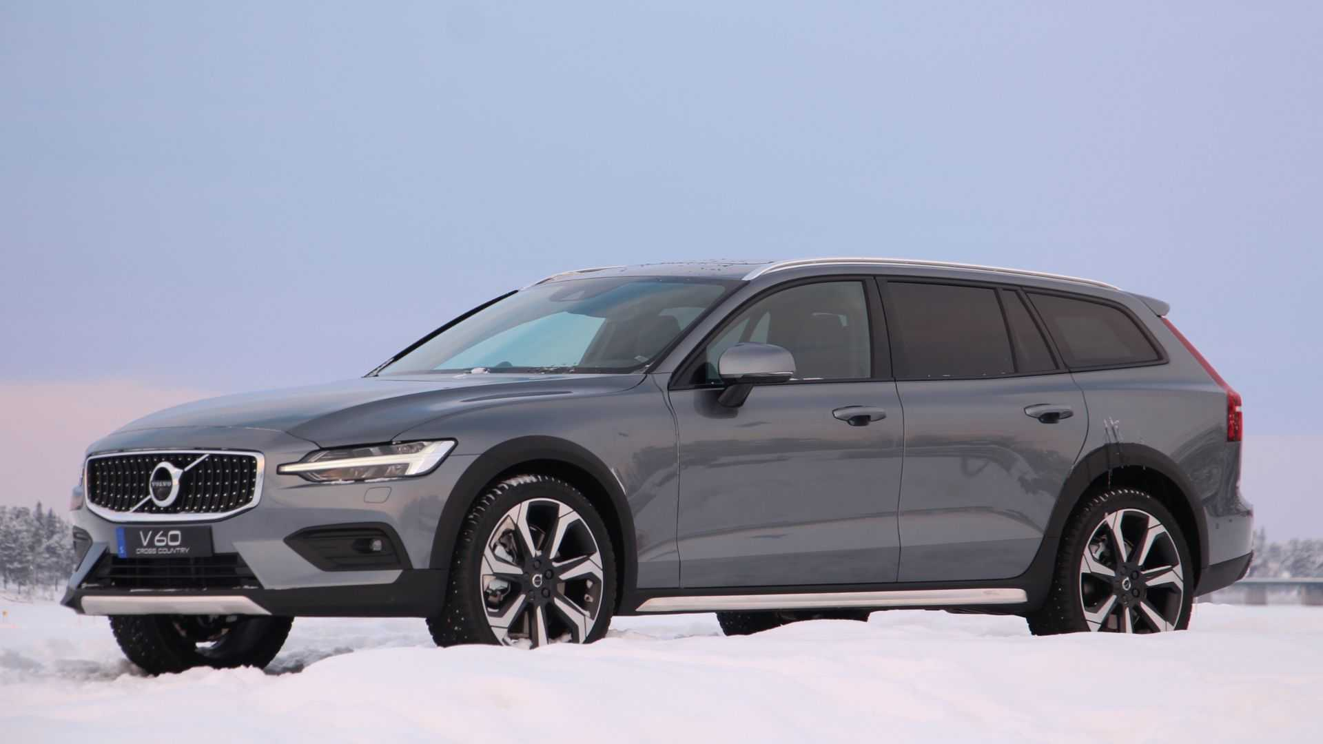 48 All New 2020 Volvo V60 Cross Country Price Design And Review
