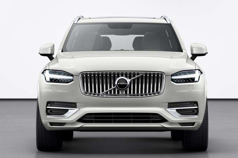 48 All New 2020 Volvo XC90 New Review