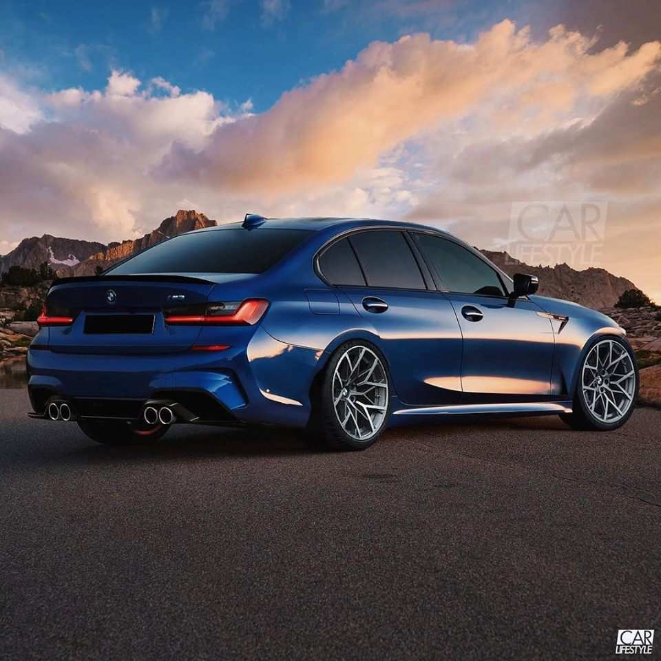 48 All New BMW M3 2020 New Model And Performance