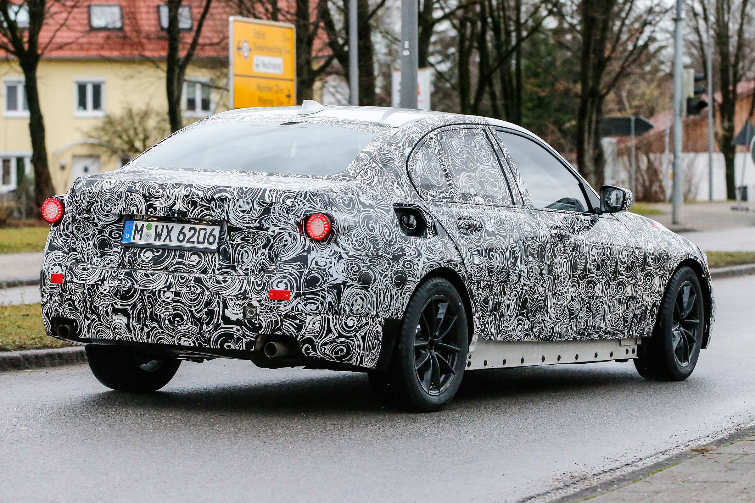 48 All New Spy Shots BMW 3 Series Reviews