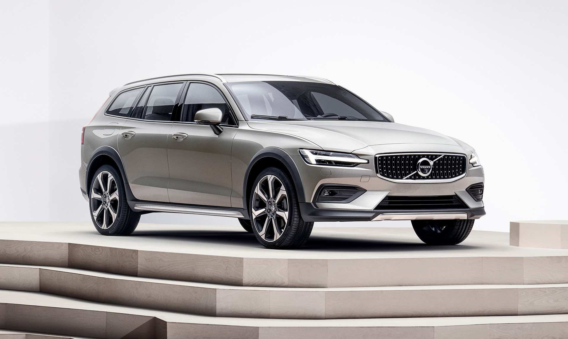 48 All New Volvo 2019 V60 Cross Country New Model And Performance