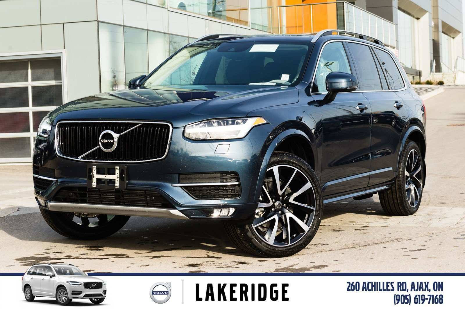 48 All New Volvo Cx90 2019 Images