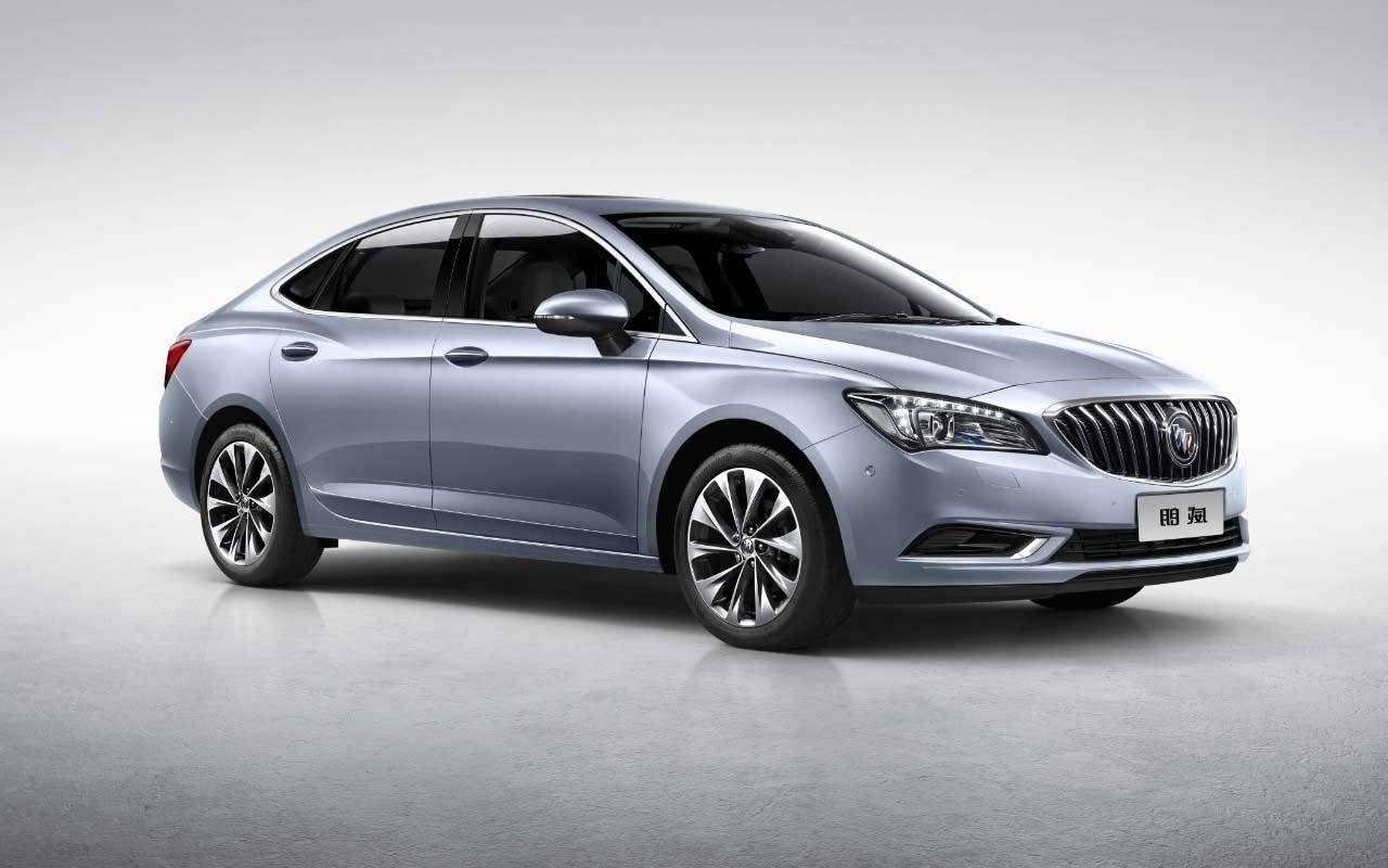 48 Best 2019 Buick Verano Spy Interior
