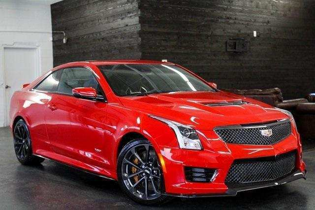 48 Best 2019 Cadillac ATS V Coupe Release Date And Concept