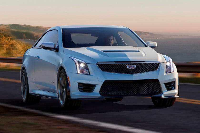 48 Best 2019 Cadillac Cts V Coupe Performance