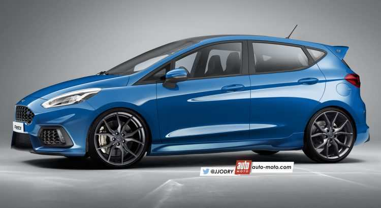 48 Best 2019 Ford Fiesta St Rs Spesification