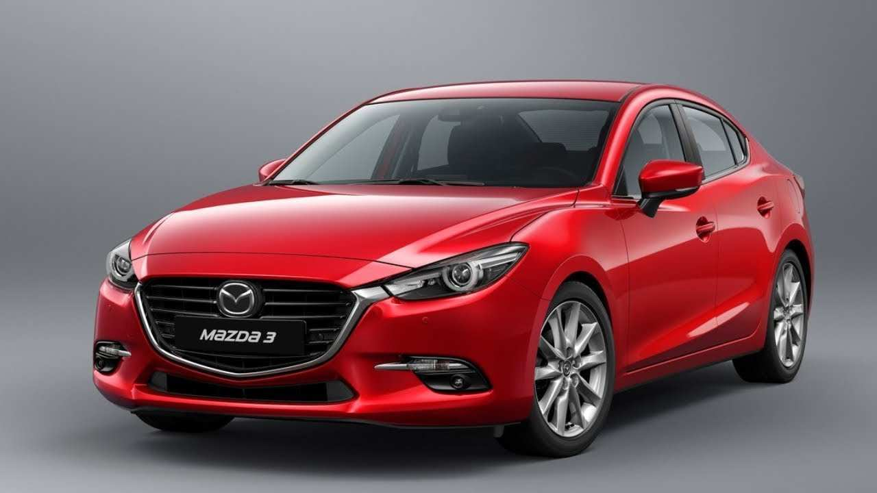 48 Best 2019 Mazda 3 Turbo Redesign