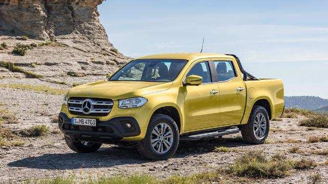 48 Best 2019 Mercedes X Class Performance And New Engine