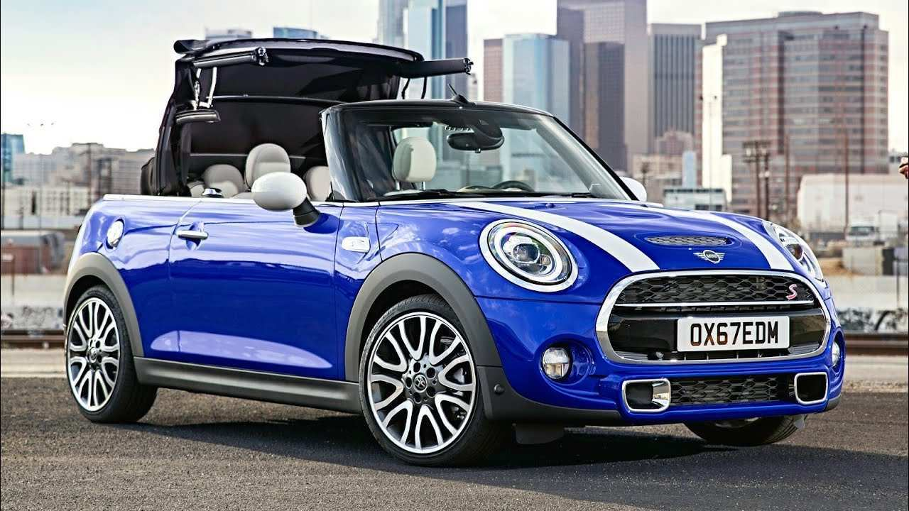 48 Best 2019 Mini Cooper Convertible S New Review