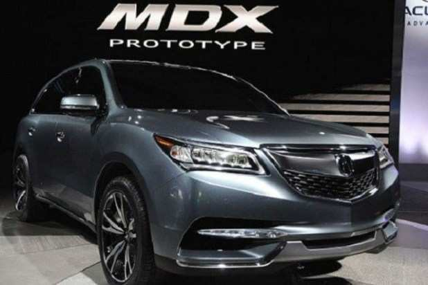 48 Best 2020 Acura Mdx Rumors Configurations