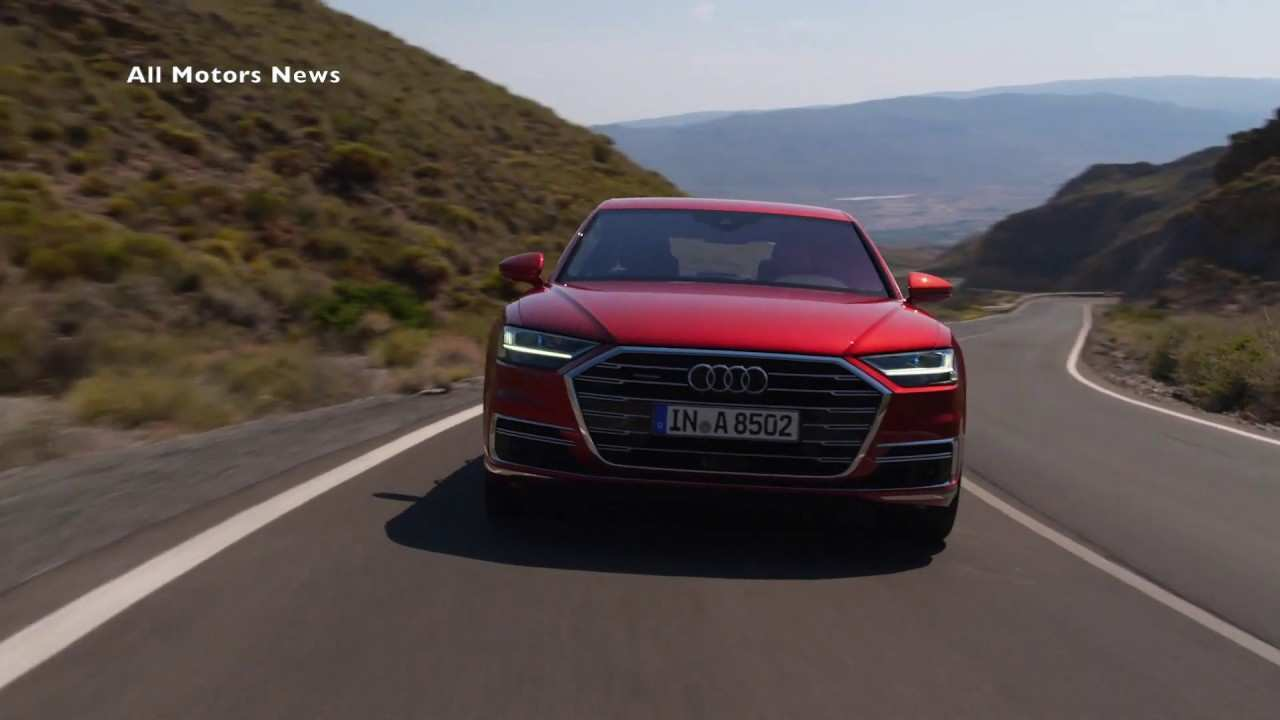 48 Best 2020 Audi A8 New Model And Performance
