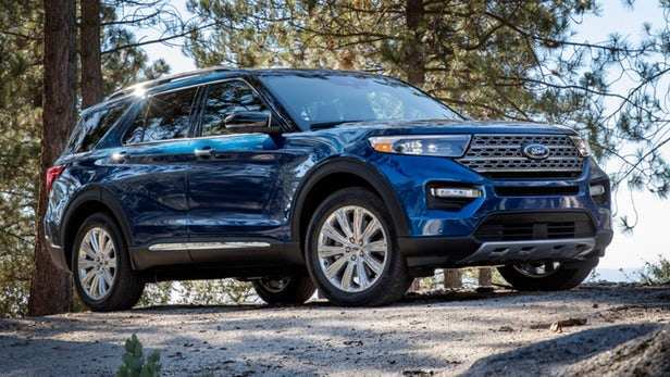 48 Best 2020 Ford Explorer Sports Picture