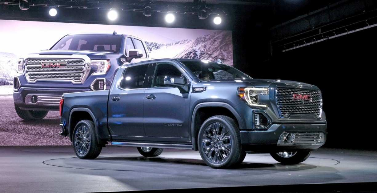 48 Best 2020 GMC Sierra Tailgate Model