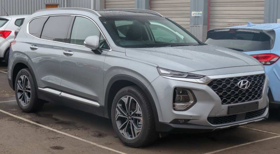 48 Best 2020 Hyundai Santa Fe Release Date Research New