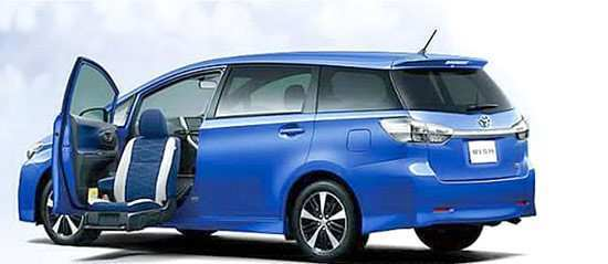 48 Best 2020 New Toyota Wish Price Design And Review